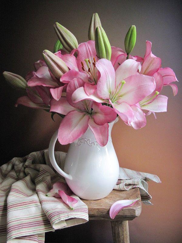 Прекрасные азиатки (с изображениями) | Цветочная ваза ...