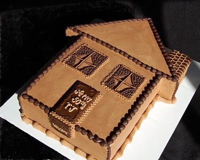 Best 25 House cake ideas on Pinterest  Chocolate decorations for cake Housewarming cake and