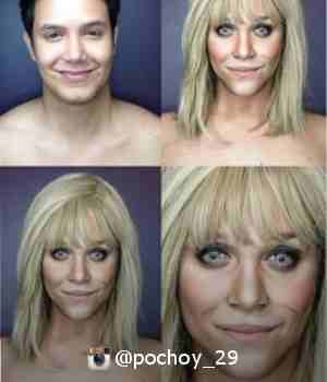 Paolo Ballesteros' next transformation: Reese Witherspoon