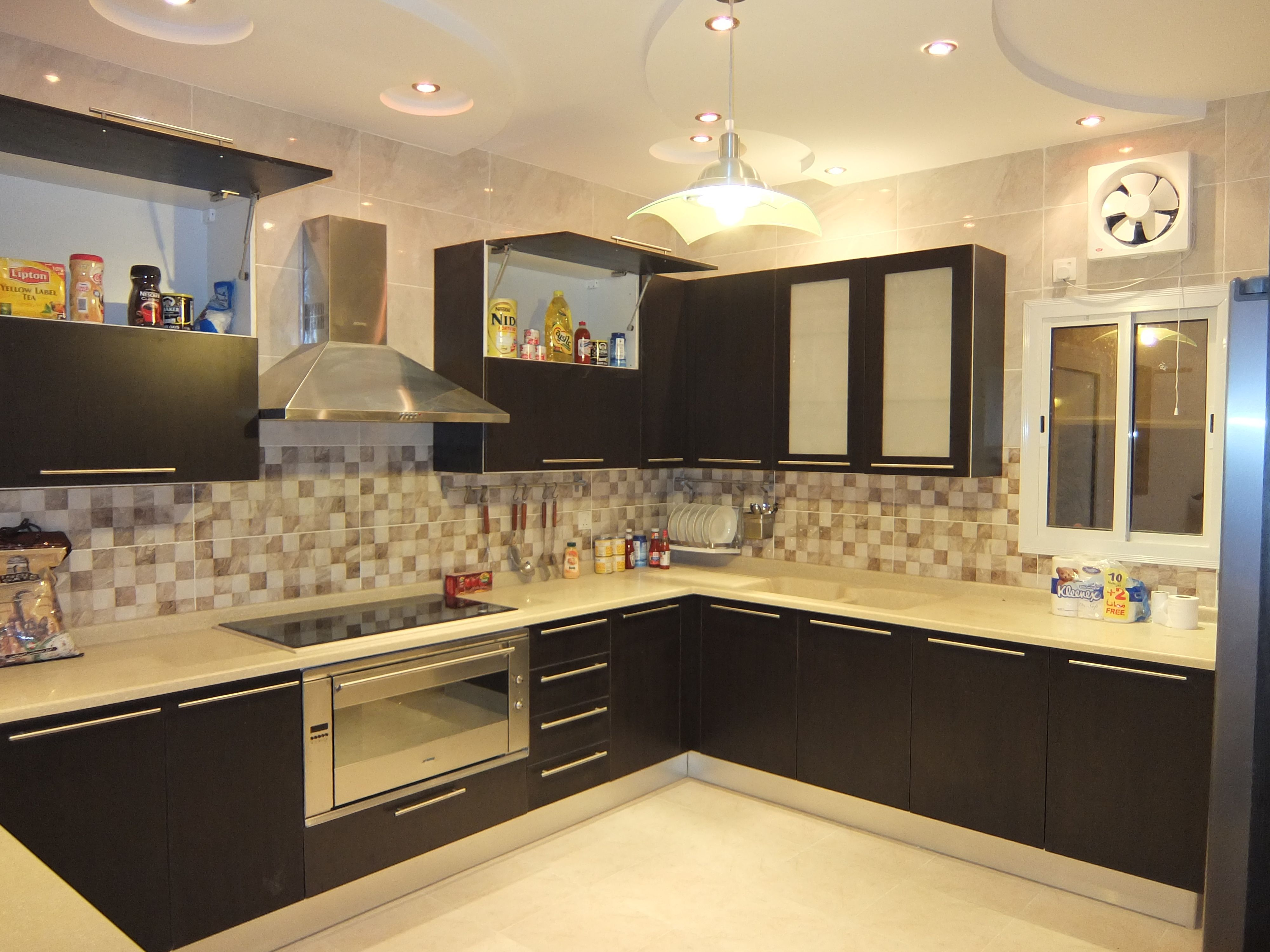 فلل ديار المنار ( 7 ) - كنوز المتميزة | Kitchen cabinets ...