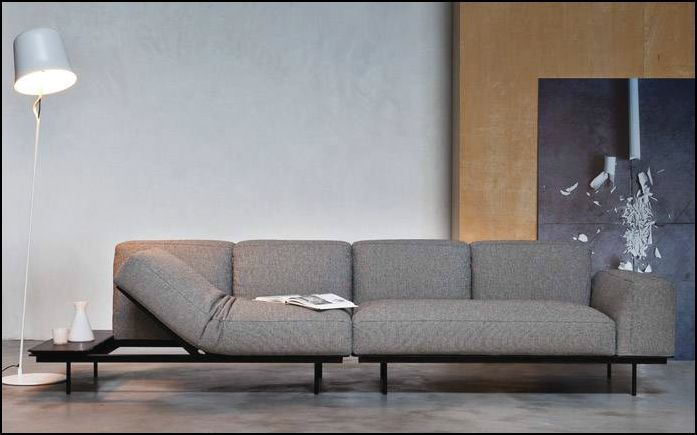 Sit up sofa by Vibieffe.