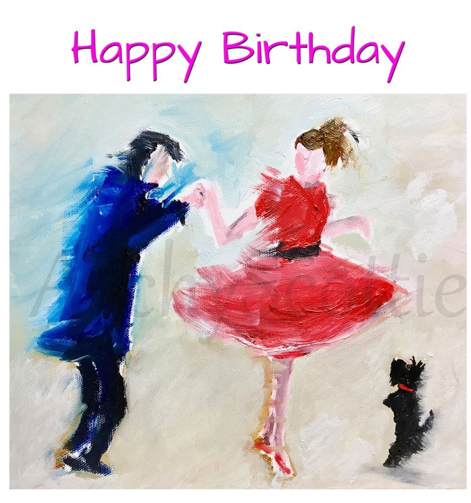 Scottie dog jivers square greeting card happy birthday dancing scottie dog jivers square greeting card happy birthday dancing ebay kristyandbryce Gallery