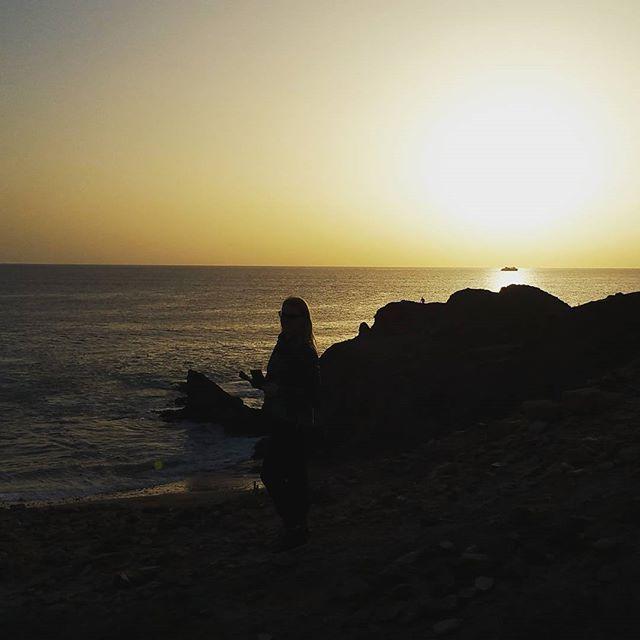 Atardecer Papagayo - Yaiza - Lanzarote - España