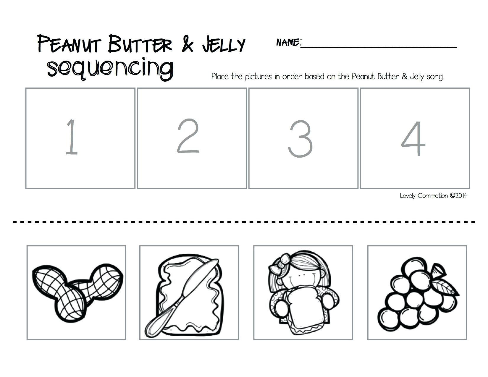 4 Free Math Worksheets First Grade 1 Geometry Sequence