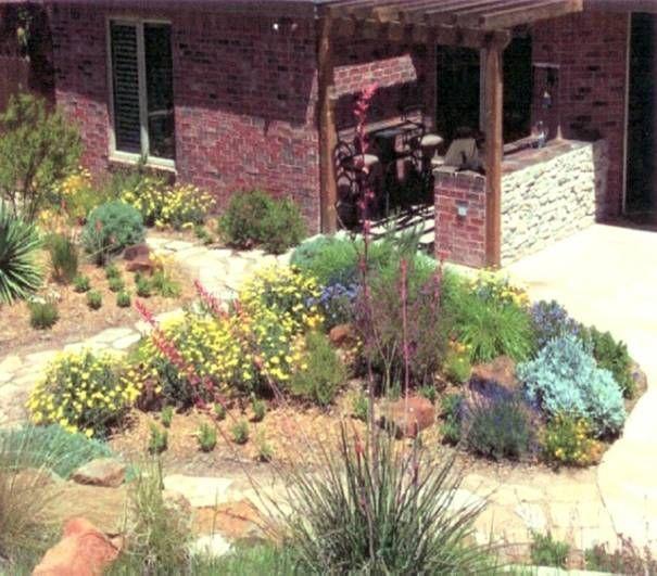 #PinMyDreamBackyard   Xeriscape landscaping