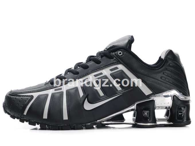 Mens Nike Shox NZ 3 OLeven Black Grey Silver, cheap Mens Nike Shox OLeven,  If you want to look Mens Nike Shox NZ 3 OLeven Black Grey Silver, ...
