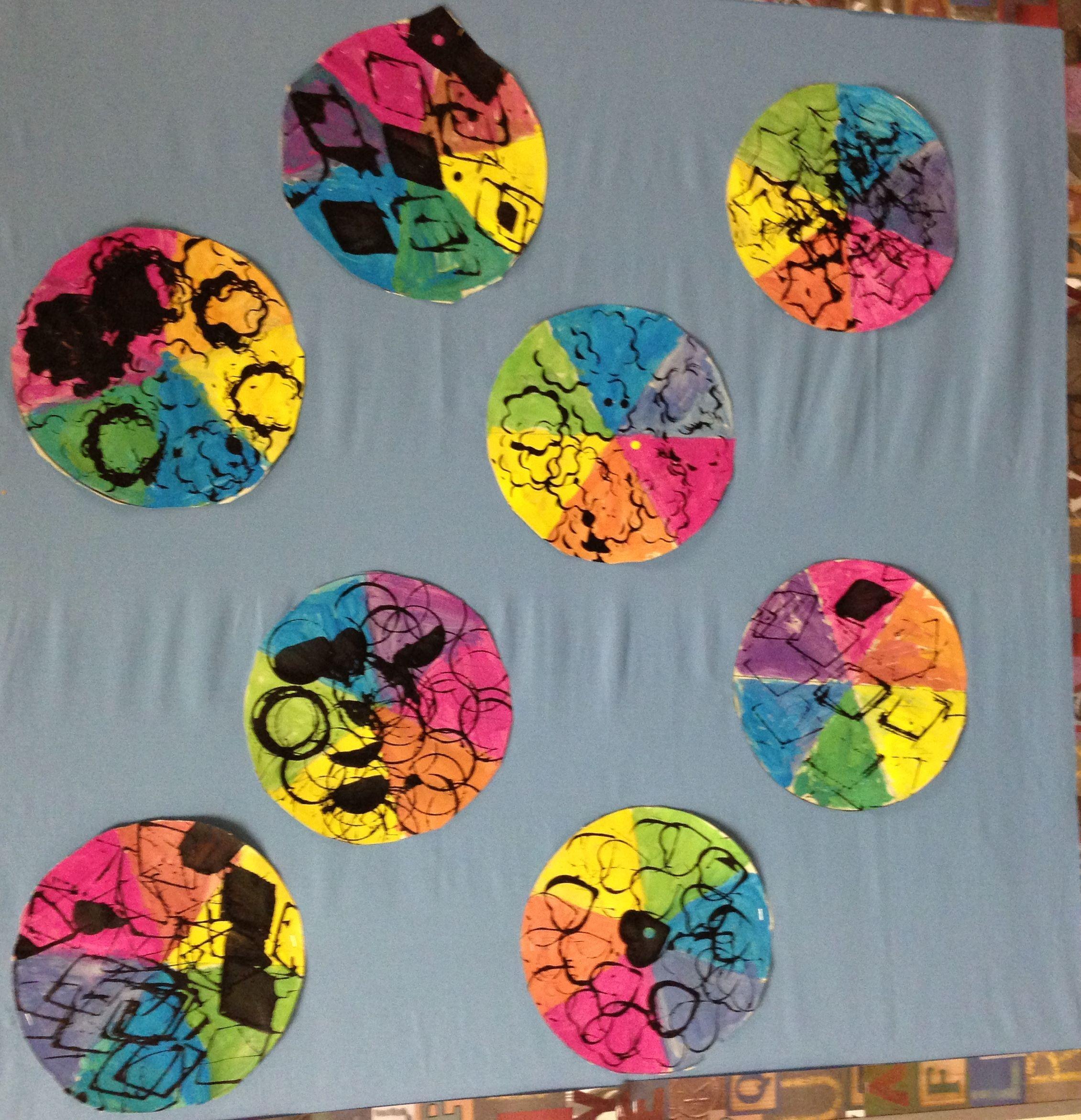 Kindergarten Color Experts