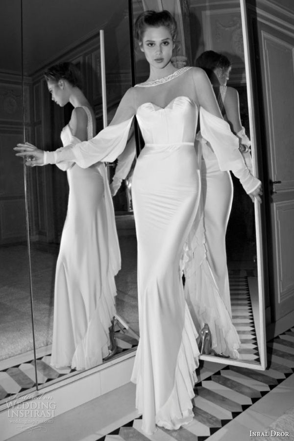 Inbal Dror 2013 Wedding Dresses | Pinterest | Inbal dror, Wedding ...