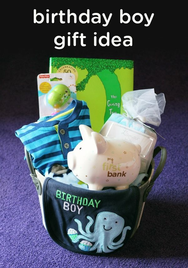 Give A Present Full Of Gifts That Mom Dad And The Birthday Boy Can