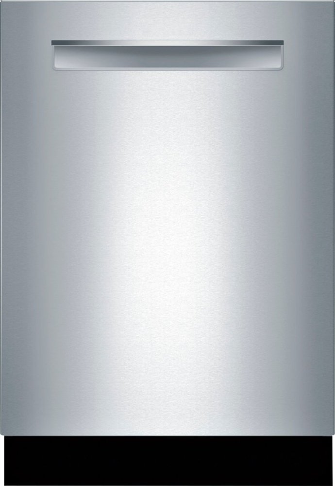 Bosch 800 Series 24 Top Control Built In Dishwasher With Crystaldry Stainless Steel Tub 3rd Rack 40 Dba Stainless Steel Shpm88z75n Best Buy Bosch Dishwashers Built In Dishwasher Steel Tub