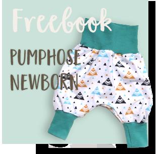 niedrigerer Preis mit günstig Rabatt zum Verkauf Freebook Pumphose Babys nähen | Pumphose baby nähen ...
