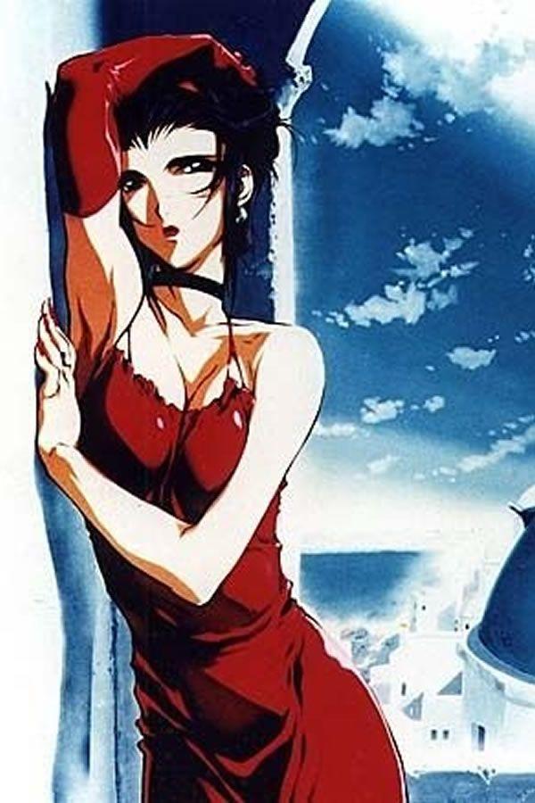 Faye Valentine Anime Porn