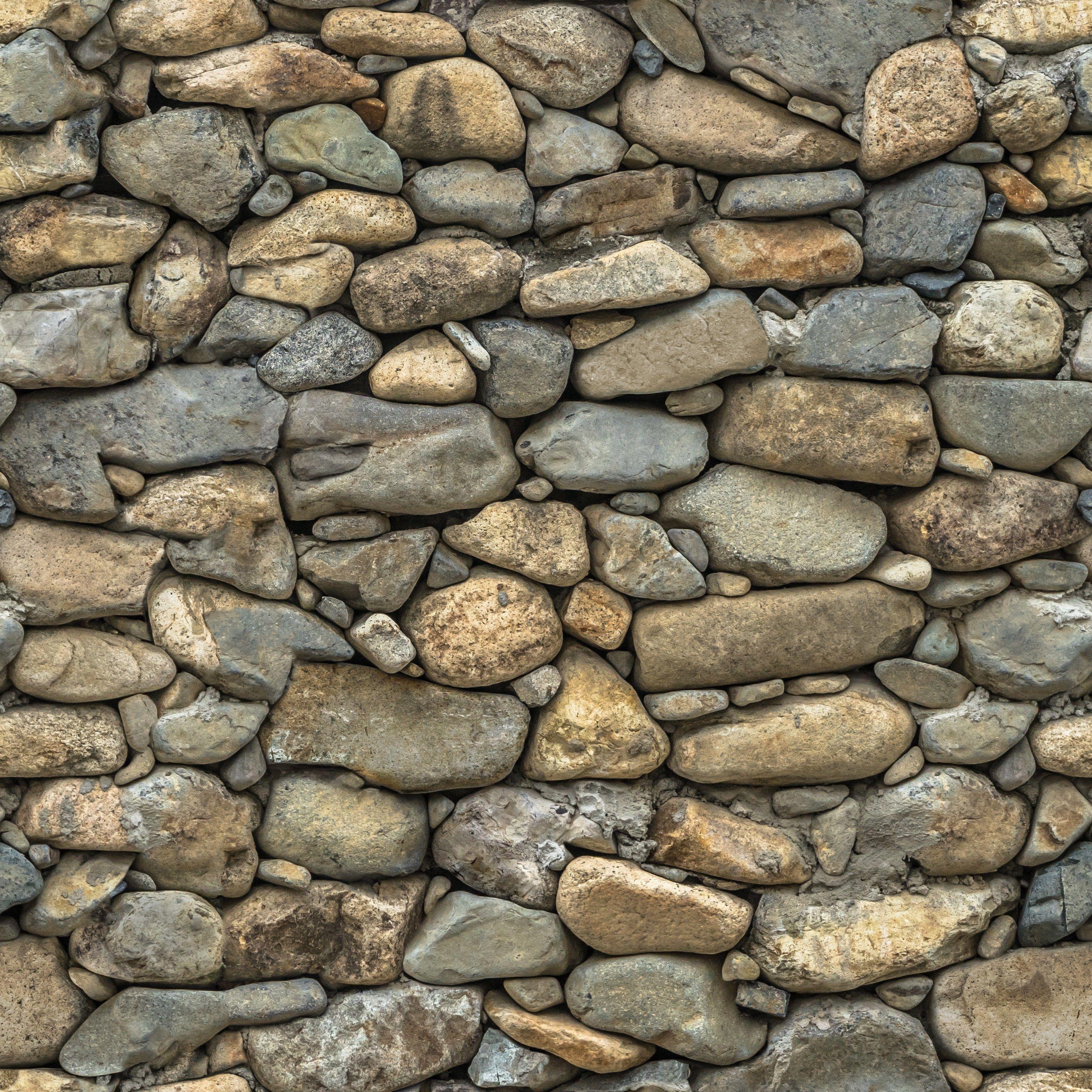 ROCKIN WALLS: Warren Road Project Completed Retaining Wall ... |Cobblestone Wall