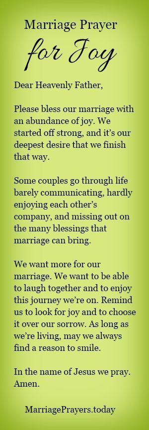 Prayer for happy relationship