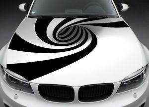 Abstract Full Color Graphics Adhesive Vinyl Sticker Fit Any Car - Car vinyl decalsabstract full color graphics adhesive vinyl sticker fit any car