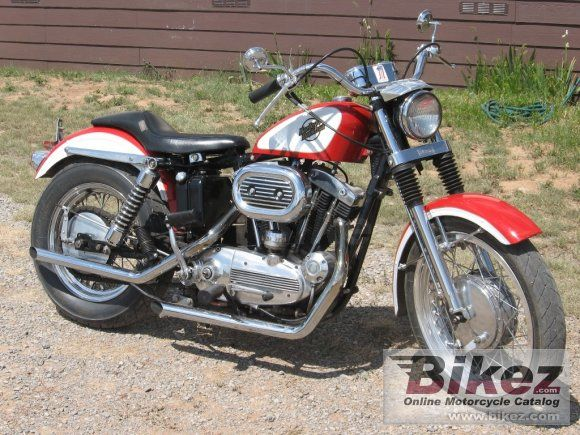 1970 Harley-Davidson Sportster   1970 harley davidson xlch 900 sportster steve terry 1970 harley