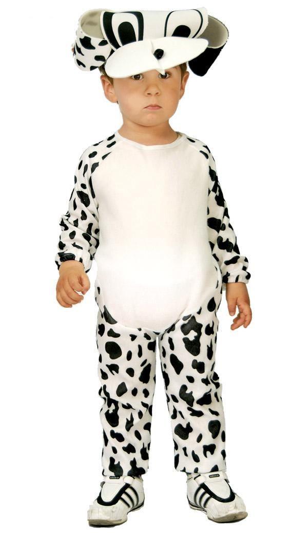 862a13663b Disfraz de dálmata para niño. Disfraz de perro para niños ...