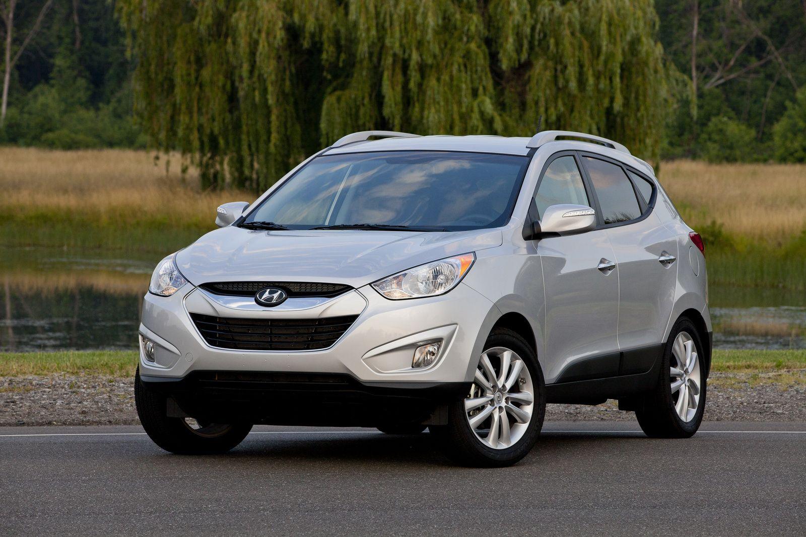 Hyundai Tucson 2013 Hyundai Tucson Hyundai Crossover Suv
