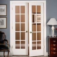 French Double Doors Lowes Interior Exterior Doors Design