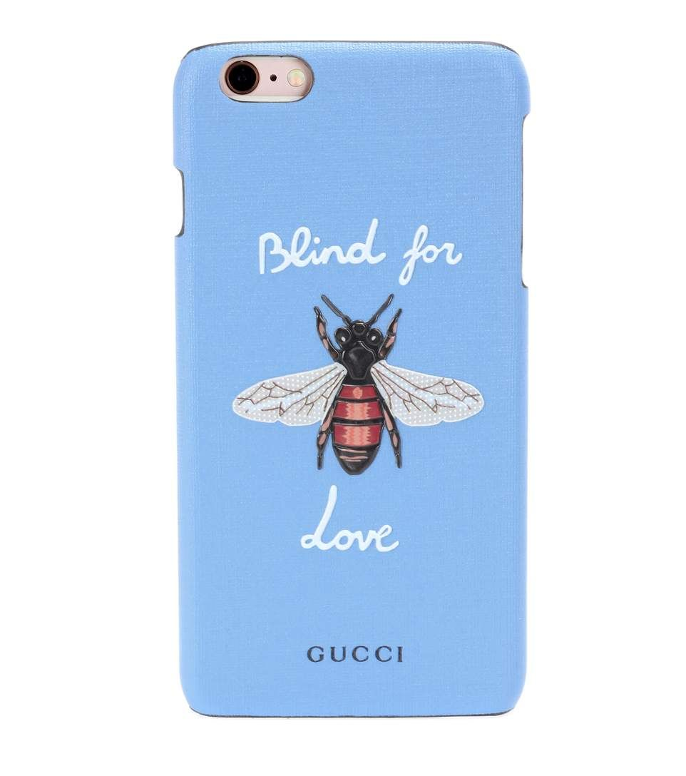 gucci blue phone case