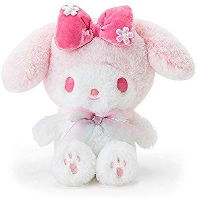 Kuromi My Melody plush Doll toy fluffy Hood Sanrio Kawaii stuffed Sanrio ZJP