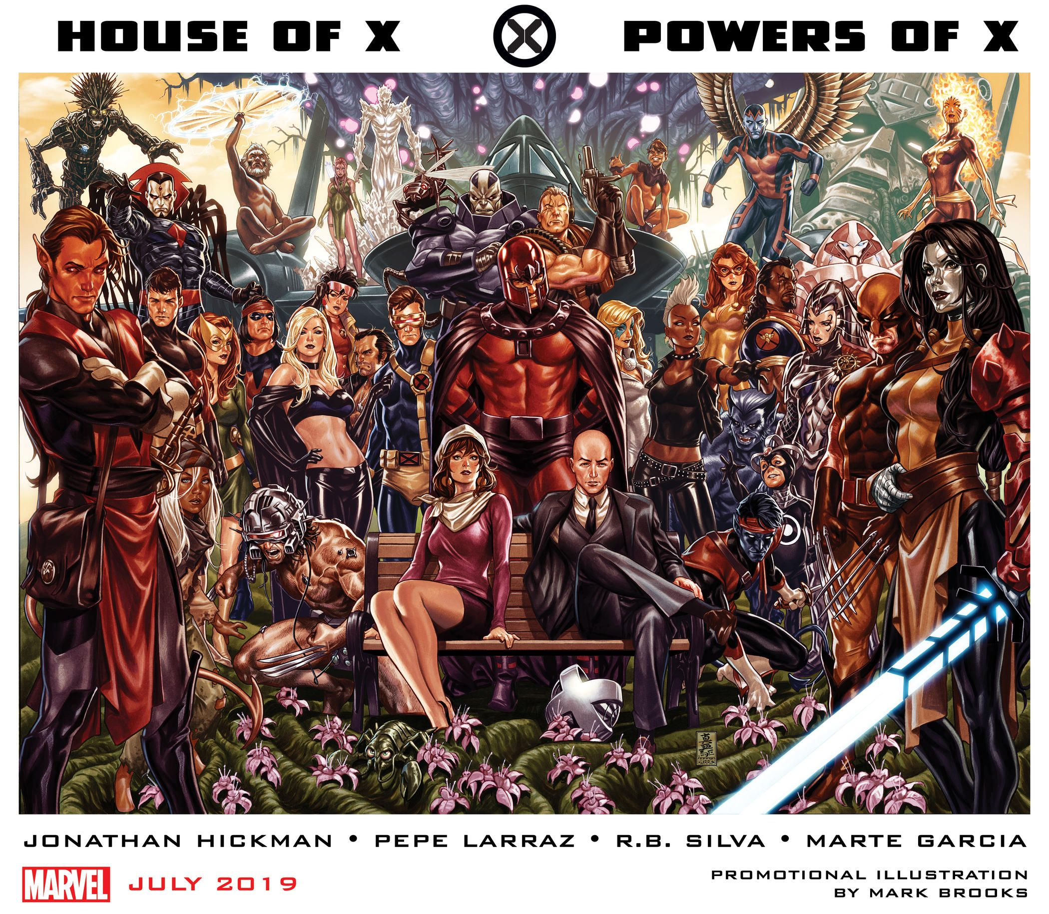 Marvel Comics Announces Historic X Men Milestone With House Of X And Powers Of X Marvel Marvel Entertainment X Men