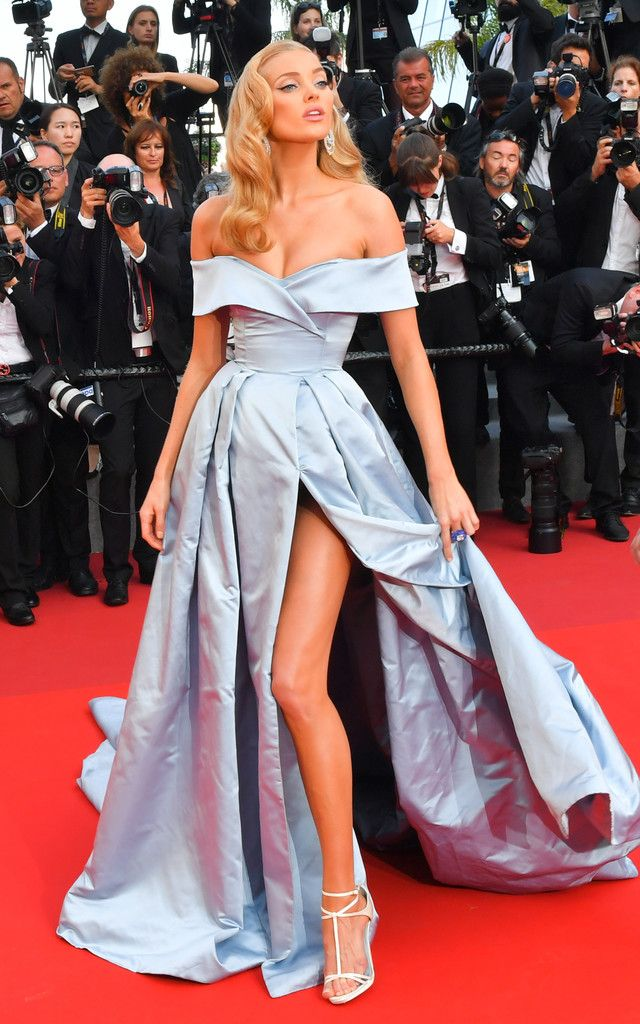 Elsa Hosk Photos Photos: 'The Beguiled' Red Carpet Arrivals - The 70th Annual Cannes Film Festival