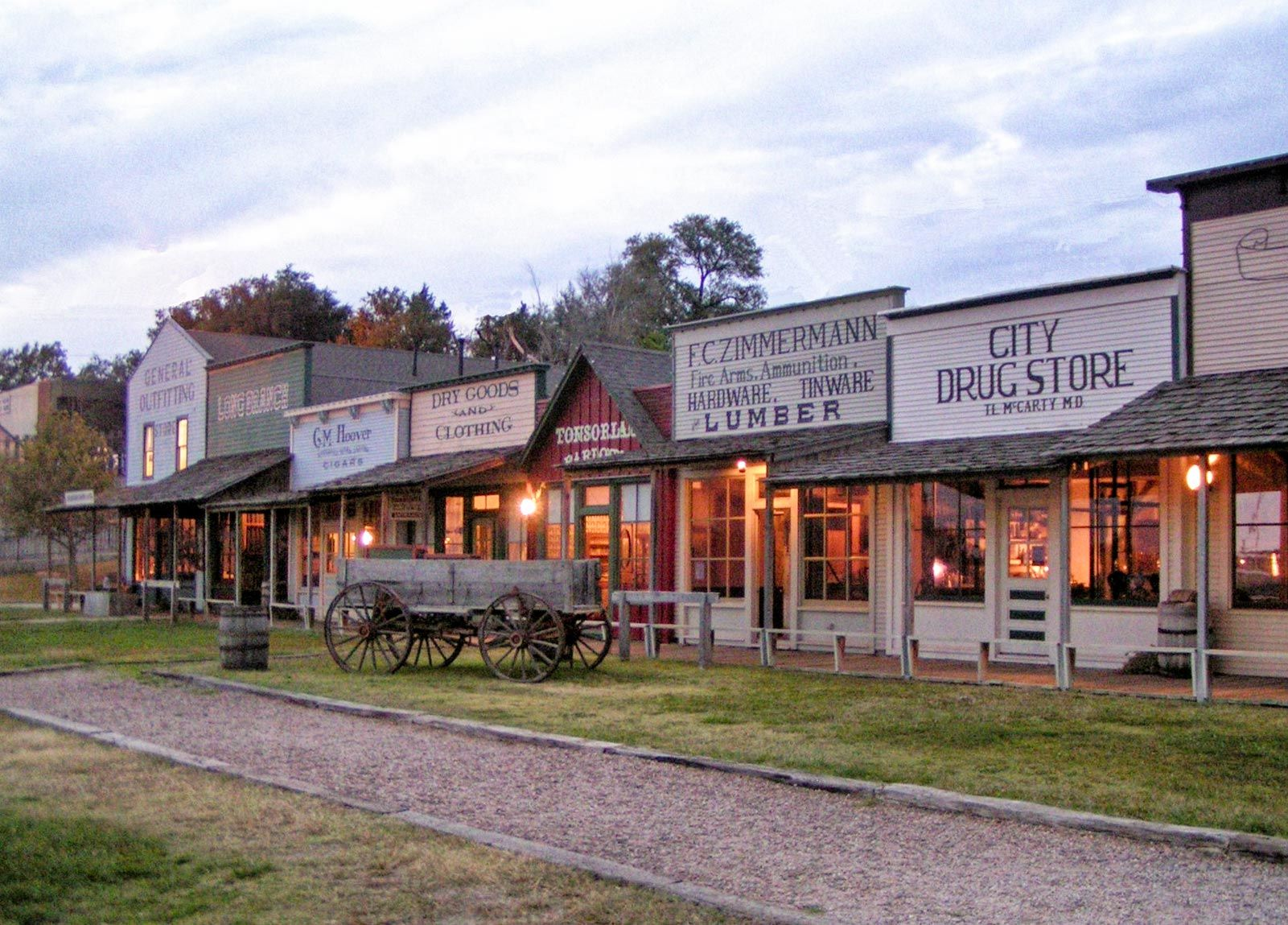 Dodge City Kansas Get Tips On Things To Add Your Travel Itinerary And Start Planning Visit This Historic Frontier Outpost