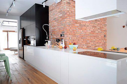 Color Cocina | Decorar Una Cocina Blanca Con Toques De Color Kitchen