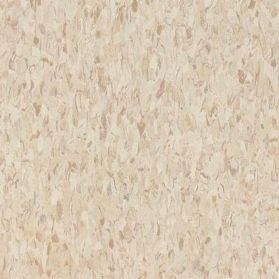 imperial texture vct 332 in x 12 in x 12 in sandrift white standard excelon vinyl tile 45 sq ft case