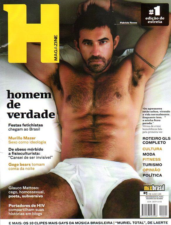 Heiße sexy Zeitschrift