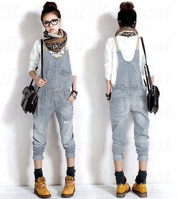Damen Jeans Overalls & Latzhosen bei 4sale