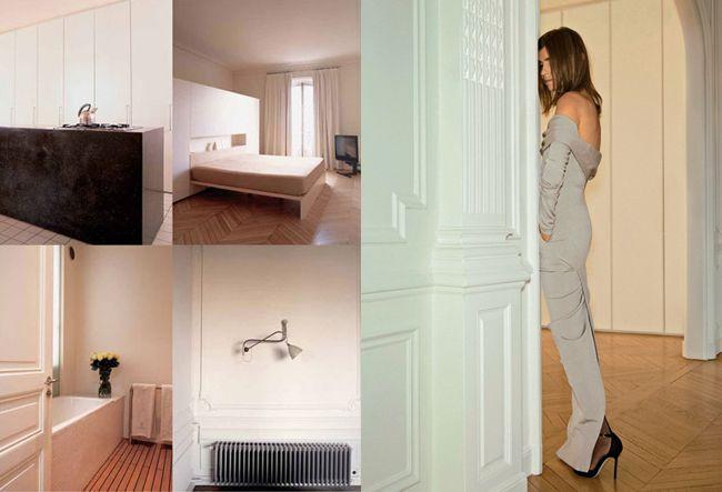 Share DesignCarin Roitfelds Paris Appartement 002