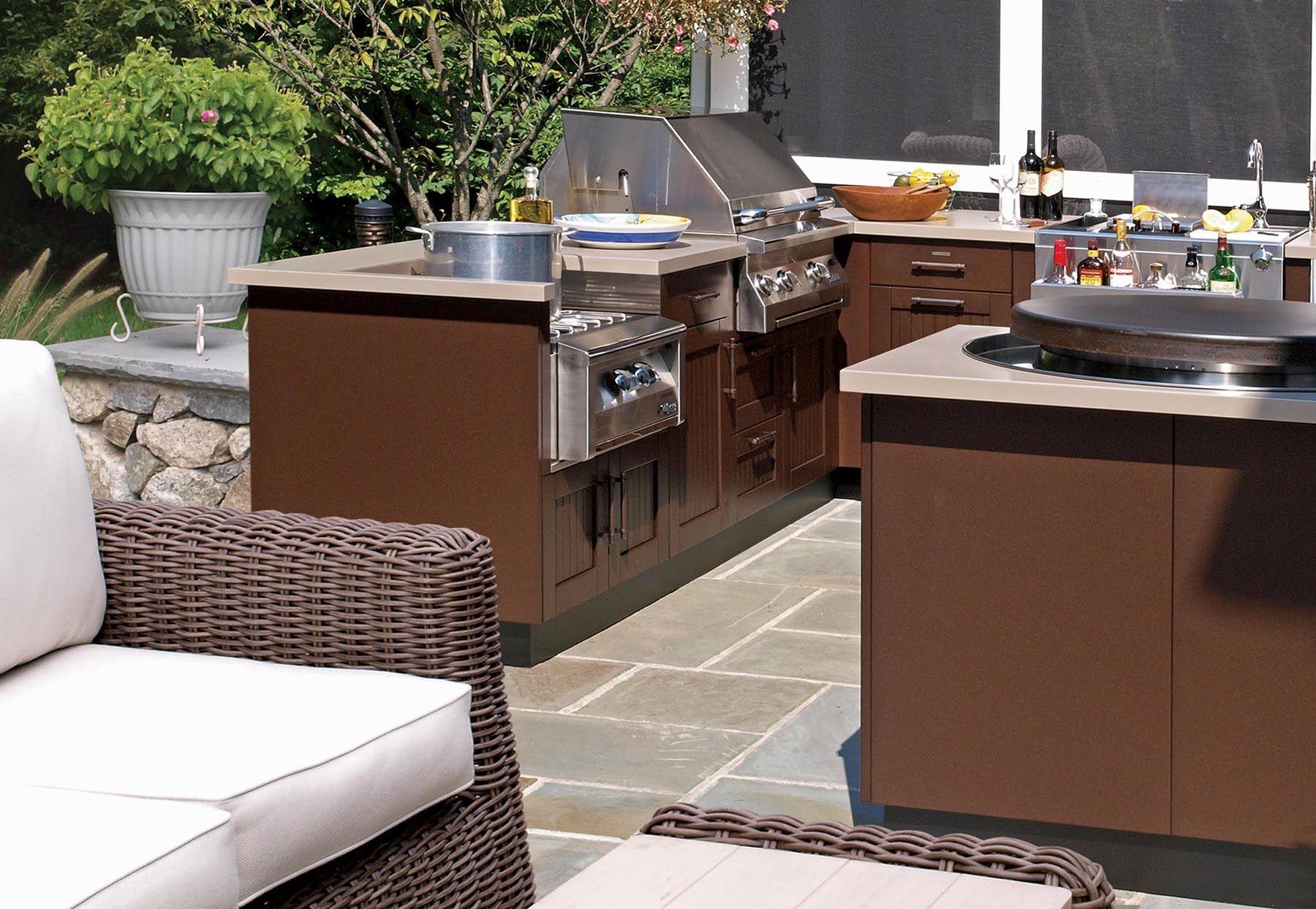 Brown Jordan Outdoor Kitchens | Outdoor Kitchen | Outdoor ...
