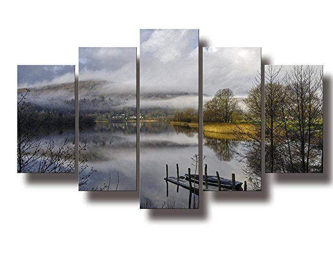 Wand Bild Auf Leinwand, Öl Gemälde Bilder Mit Rahmen leinwandbilder - wandbilder für küche