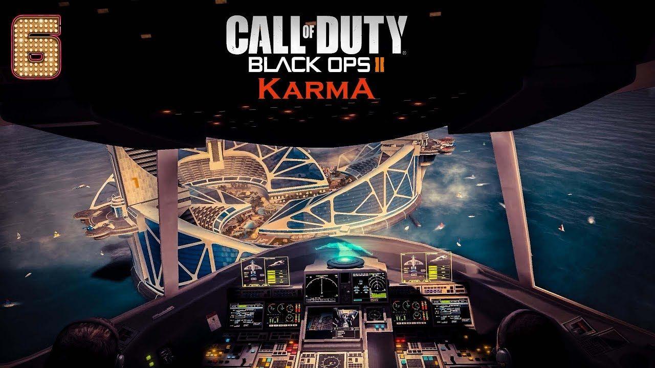 KARMA -- Call of Duty Black Ops II | Game On   | Call of