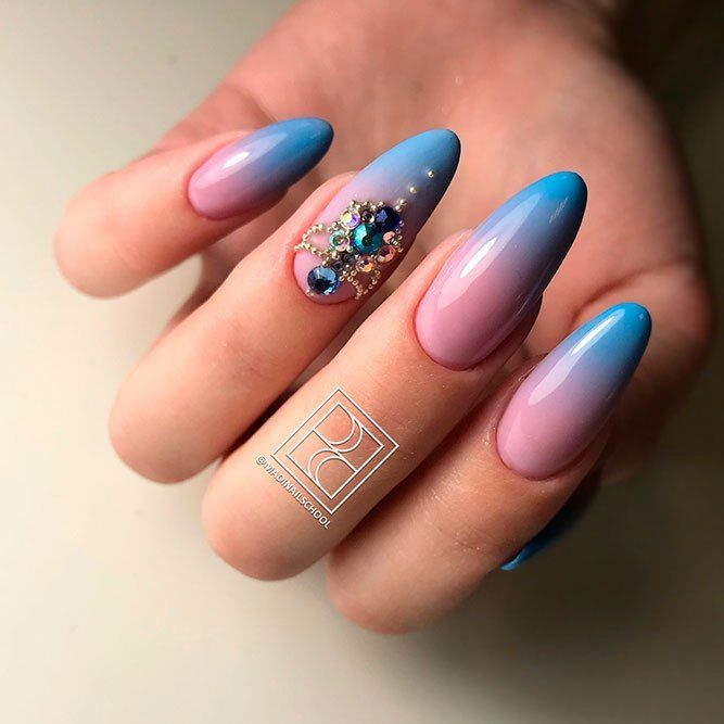 Lovely Designs for Almond Nails You Will not Resist - New ...