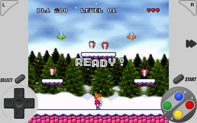 descargar todos los juegos de super nintendo para android