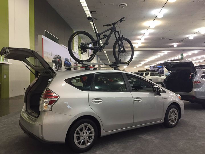Yakima Thule Racks For Car And Bike Bike Trailer Hitch Car Racks Car Roof Racks