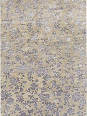Surya Wool Rug - LMN3016 - $386.40 Per Rug  #interiors #decor #home #design #tips #living #room #ideas #inspiration #floor #pattern #floral #flowers #metallic #bedroom