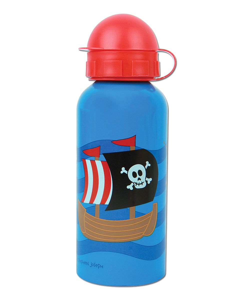 Blue Pirate 13.5-Oz. Bottle | Daily deals for moms, babies and kids