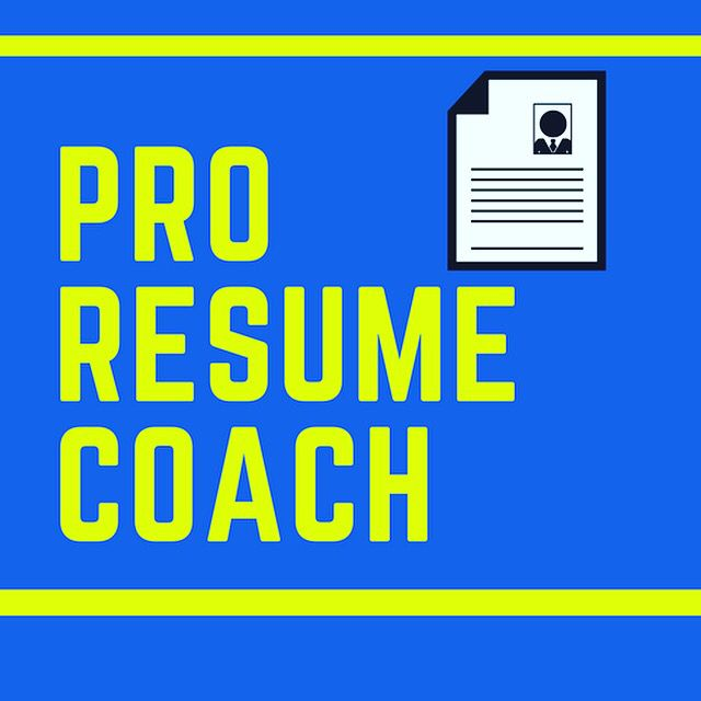 Professional Customized 907-441-1313 info@proresumecoach Pro - resume coach