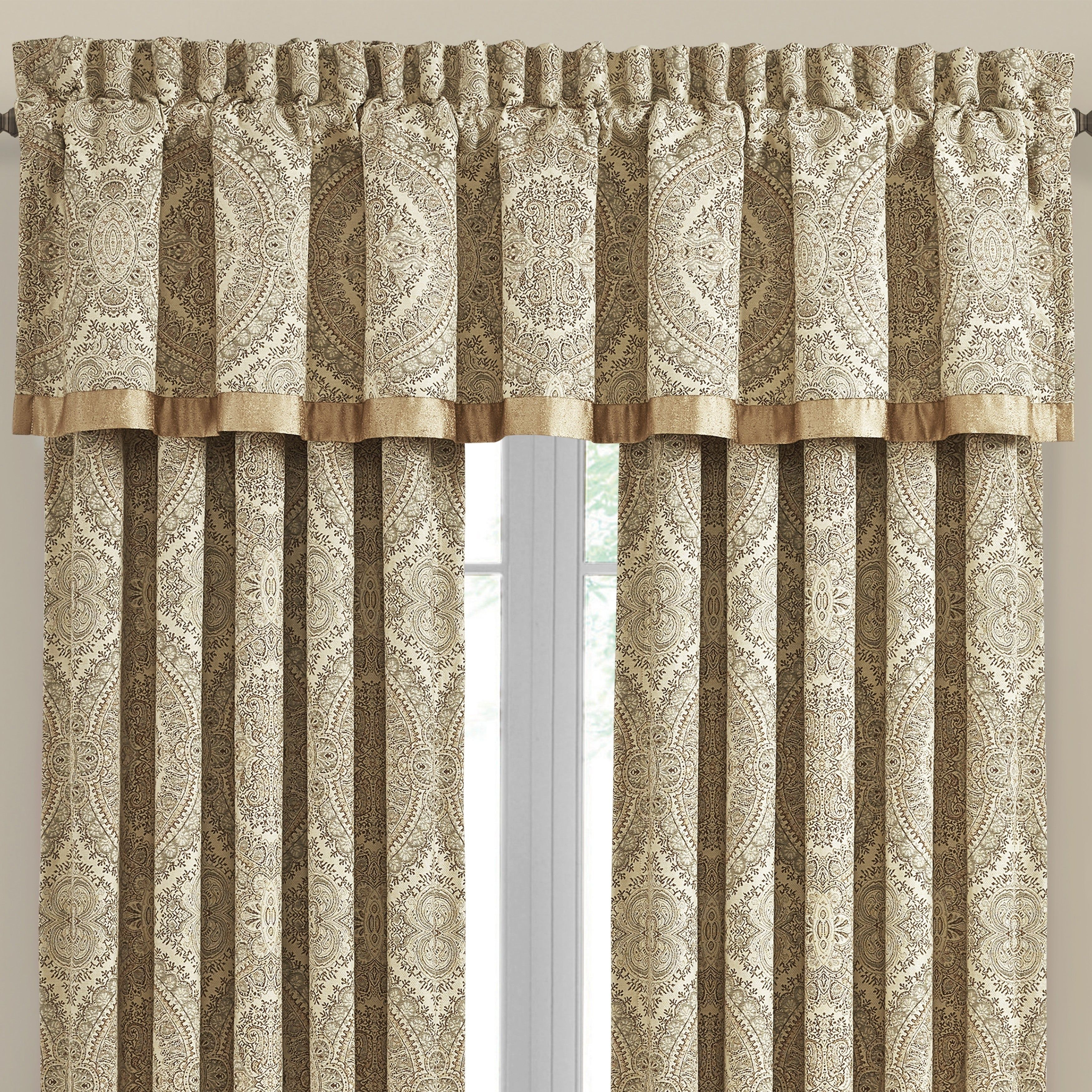 Overstock Com Online Shopping Bedding Furniture Electronics Jewelry Clothing More Valance J Queen New York Window Valance
