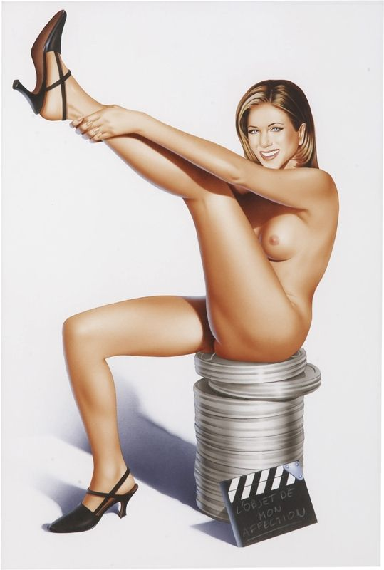 aniston playboy Jennifer
