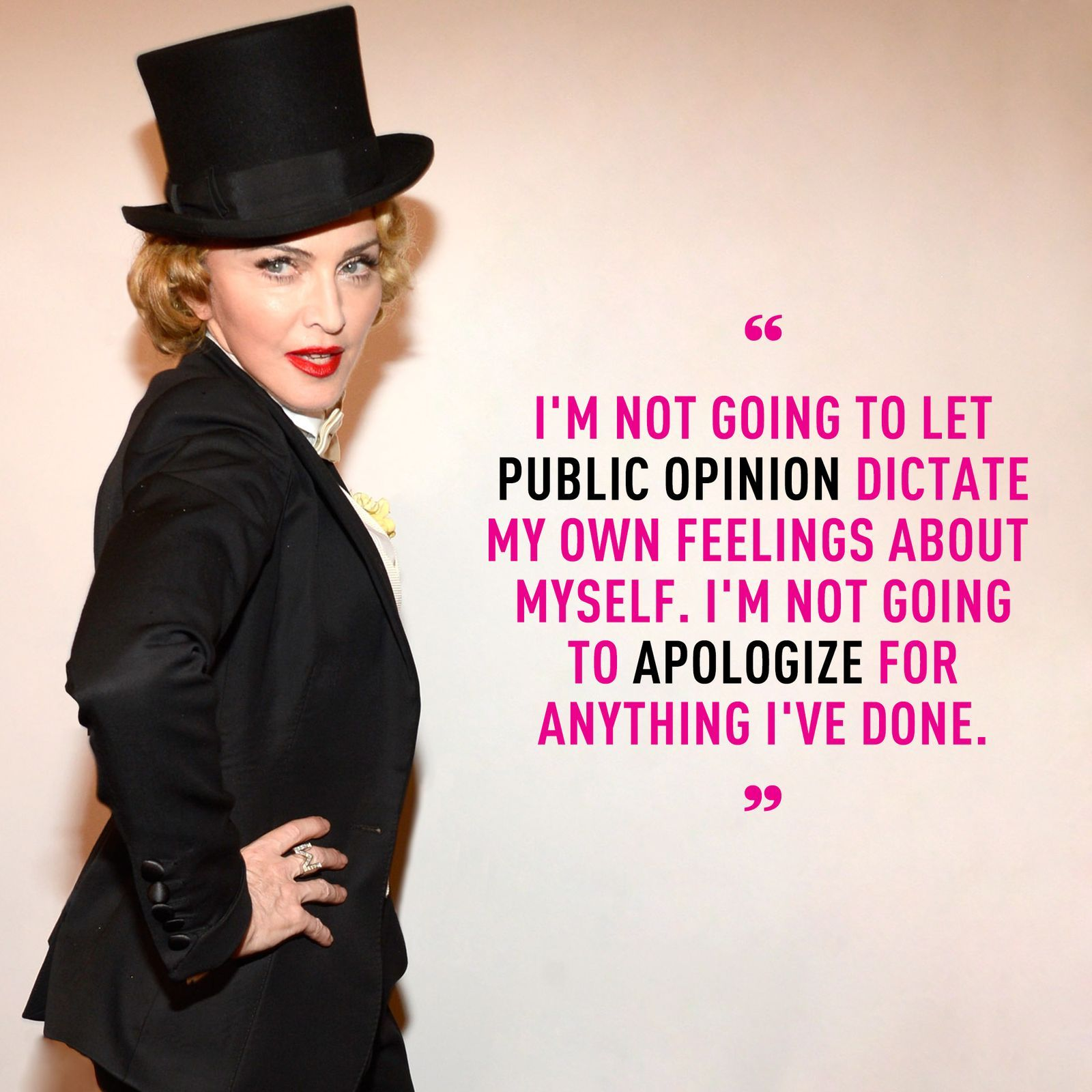 8 Madonna Quotes That Will Inspire You To Go Out and Crush Life