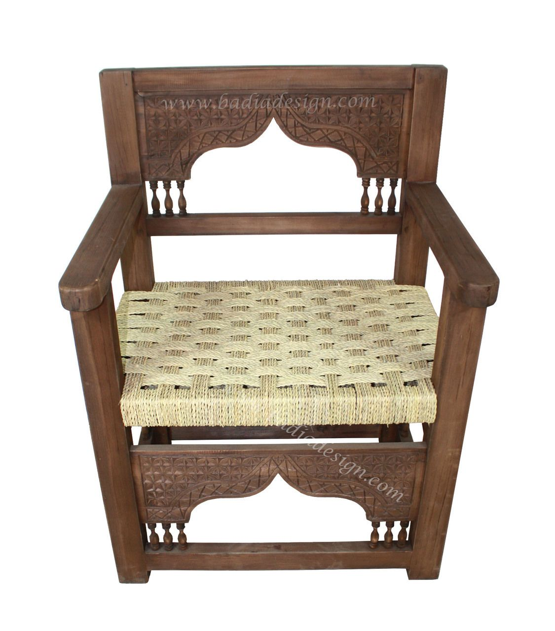 Hand Carved Moroccan Wooden Chair - CW-CH008,  (http://www.badiadesign.com/moroccan-hand-carved-wooden-chair-cw-ch008/)