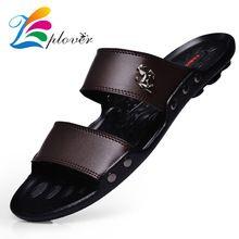 Us 12 44 Zplover Casual Famous Brand 2017 Men Sandals Shoes Slippers Summer Flip Flops Beach Summer Fashion Shoes Mens Sandals Fashion Casual Leather Sandals