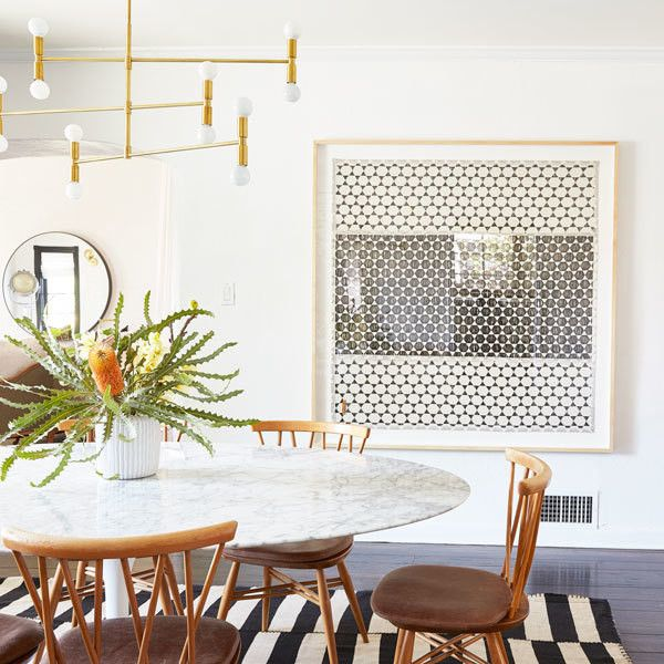Inside Peek Kate S Dining Room Kitchen: Inside A Designer's California-Cool Abode