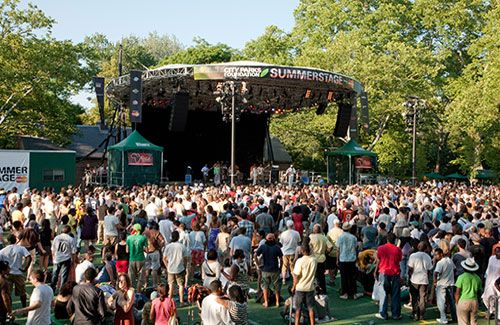 Free Concerts In New York City This Summer Central Park Park Nyc Company