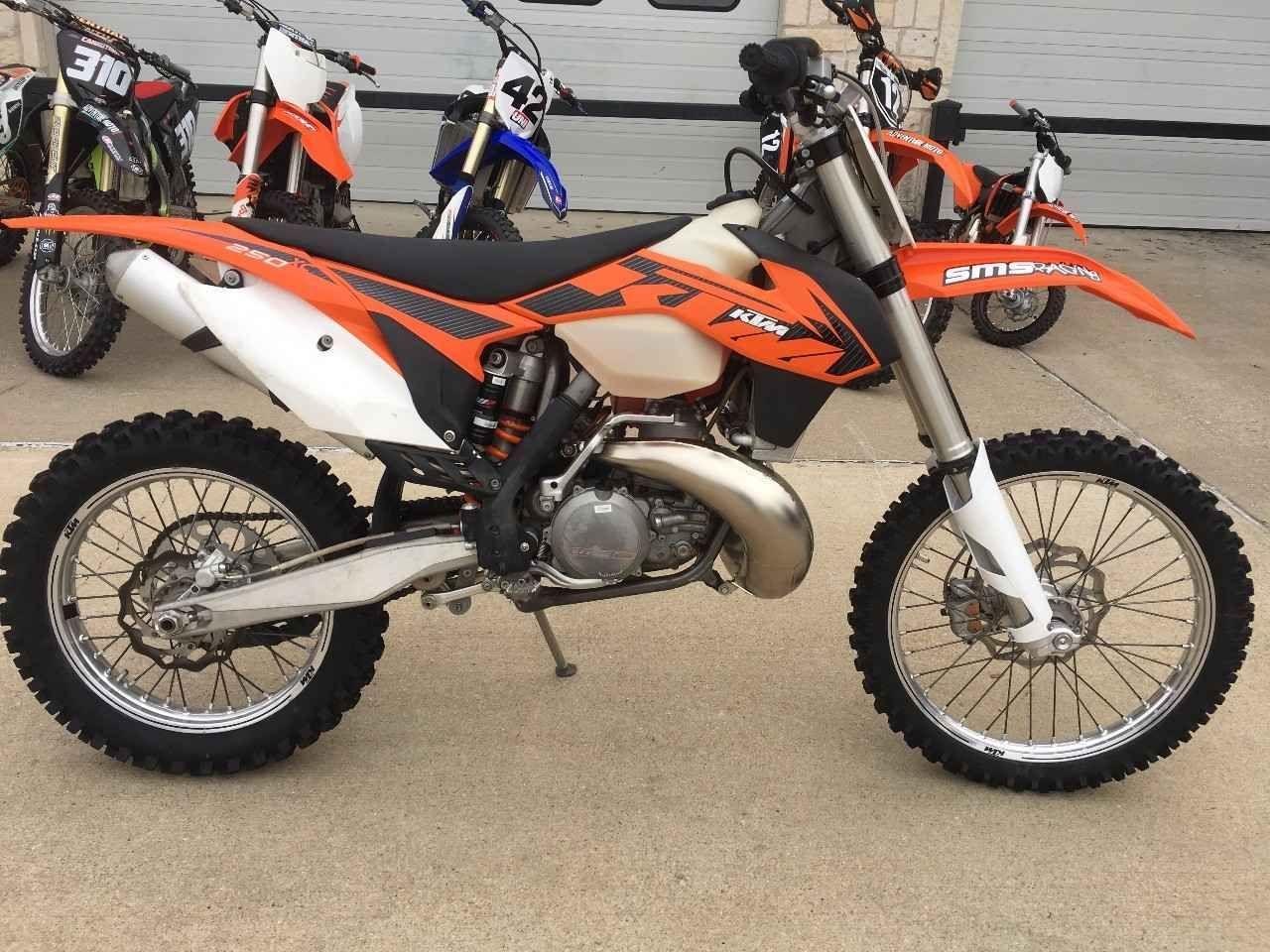 2013 Ktm 250 Xc Ktm 250 Ktm Motorcycles For Sale